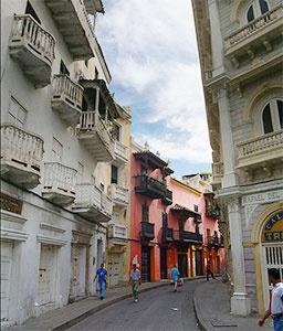Altstadt Cartagena, Quelle: Wikipedia